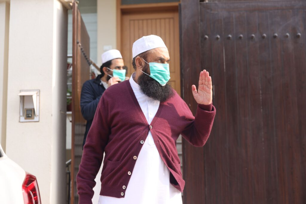 Tariq Jamil tests negative for corona virus