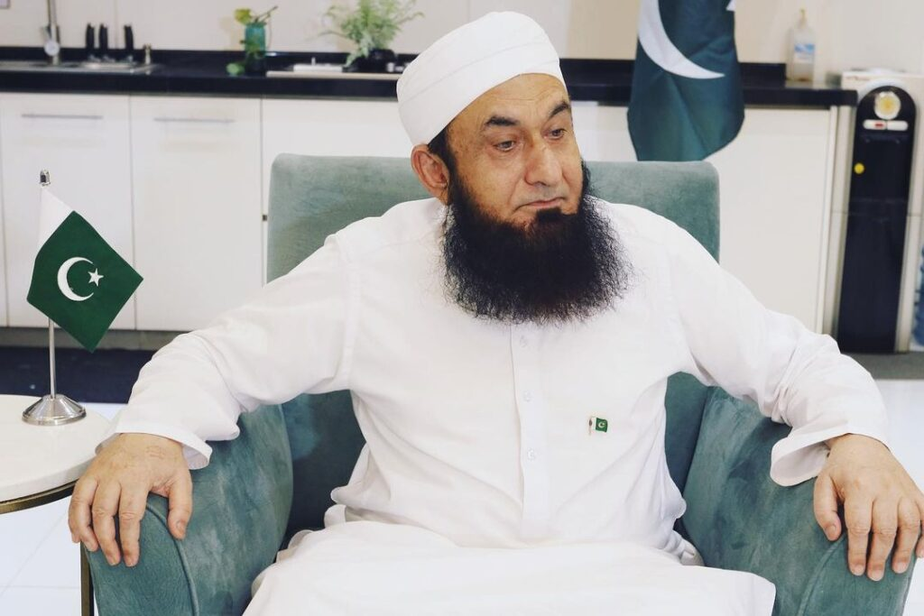 Tariq Jamil tested positive for Covid 19